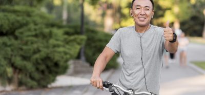 Cyklistika po mozkové příhodě